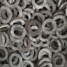 桩头遇水膨胀止水环膨胀率橡胶止水环规格图片