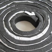 腻子型膨胀条安装施工方法-BW湿水后胀大止水条图片