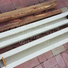 仿木栏杆模具仿木纹护栏仿树护栏仿石护栏模具图片