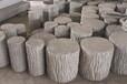 武汉仿木桩水泥仿木桩模具仿木树桩模具仿木护岸桩模具