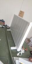 2000瓦遠紅外碳纖維取暖器,碳晶家用便攜暖風機,智能控溫壁掛式,帶加濕器電暖氣圖片