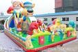 充气城堡儿童游乐设施郑州卧龙