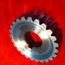 量大从优广东逸加减速机蜗轮蜗杆机械配件铜合金蜗轮加工