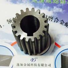 安全可靠广东逸加减速机蜗轮蜗杆机械配件锌合金蜗轮生产厂家