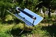 便携式节能环保太阳能烧烤炉怎么用