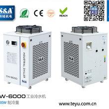 二维码,生产日期激光喷码机专用制冷水箱,S&A冷水机CW-6000