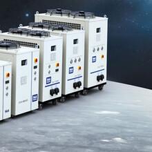 CO2射频激光器冷水机选型方案,看特域(S&A)的