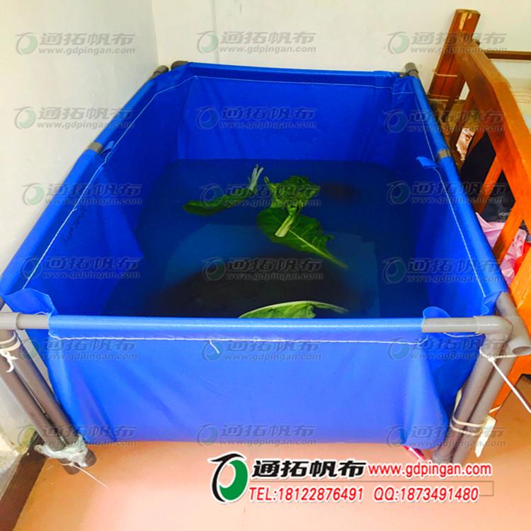 南京养殖龙虾用帆布价钱_加工耐用帆布鱼池定做_如何做好养殖