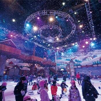聊城大型人工飄雪機/室內外娛樂飄雪機價格