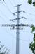万邦电力钢管杆