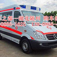 进口救护车奔驰凌特315转运型救护车价格