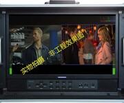 17寸广播级监视器,波形图,矢量图,直方图BMPC4K导演监视器图片