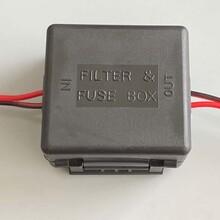 車載電源濾波器消除顯示干擾濾波器汽車顯示抗干擾濾波器圖片