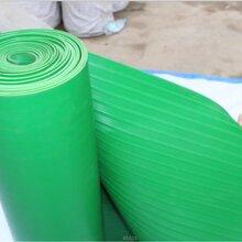 JN陕西红色黑色绿色10k绝缘橡胶板原生胶生产的胶垫性能图片