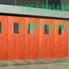 绿帆布防水棉门帘质量可靠