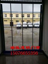 蒲江县透明PVC塑料高档软门帘每平米多少钱图片