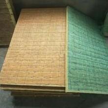 网织岩棉板缝轧增强岩棉保温板图片