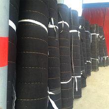 靖边县公路养护毡油田管道保温棉被每平米多少钱