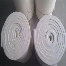 供应资阳硅酸铝针刺毯128kg/m3硅酸铝针刺毡定做图片