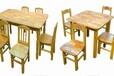 兒童座椅兒童木制桌椅幼兒園專用木制桌椅