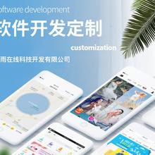 深圳心雨在線科技網站軟件游戲定制開發圖片
