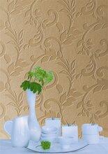 新品背景墙专用海吉布诚招代理浮雕刷漆壁布图片