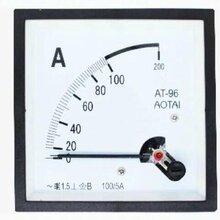 指针式交流电流表PIM631A电压表PIM631V6L2100/5800/5250V450V图片