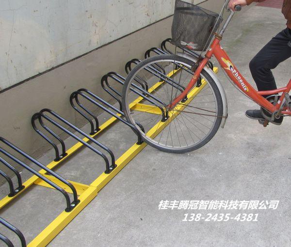 了解自行车停放架尺寸规格