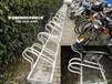 供应医院管理自行车停车架非机动车停放架