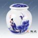 蜂蜜罐厂家装蜂蜜的陶瓷罐子定做景德镇瓷器罐子价格