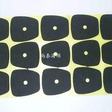 供應密封墊片硬質閉孔貼膠密封件EVA密封件圖片