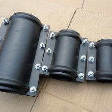 生产PVC管用Φ20抢修节哈夫节堵漏器堵漏卡子图片