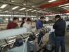 中空壁缠绕管生产线来自华仕达试车现场的报道