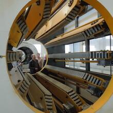 华仕达专业团队打造专业的直埋保温管生产设备