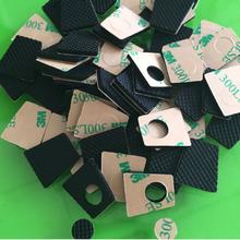 2017直销黑色EVA垫EVA泡棉脚垫EVA防滑垫eva单面胶脚垫图片