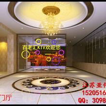 南京KTV装修装潢施工过程节点分析