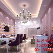 南京中档美容院装修装潢要多少钱品质决定价格