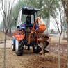 挖坑机优质钻头400挖穴机挖坑机园林机械
