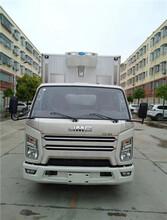 新款国六江铃顺达鸡苗运输车性能可靠图片
