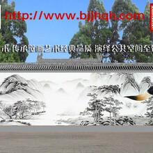传承墙绘艺术经典品质,演绎生活空间至臻境界