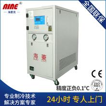 hailingke5P全封闭冷冻机,工业冷冻机图片