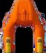 專業水上救援/U型智能救生圈/體積小,重量輕,速度快