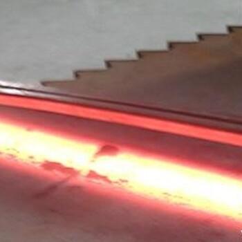 朝陽鋼板加熱設備高頻加熱爐河南超鋒全面升級了