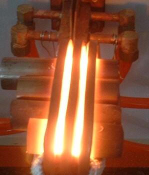 广元U型六角螺栓加热设备超锋感应加热炉无需专人安装