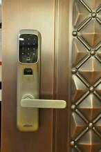 淄博指纹锁智能门锁酒店锁
