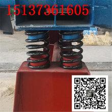 廠家熱銷鋼簧,橡膠彈簧-定做振動篩減震彈簧圖片