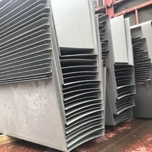 无锡东方钢材市场316L不锈钢天沟提供图片
