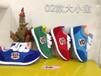5元-25元品牌尾货硫化鞋休闲服酷丁卡西龙低价清仓