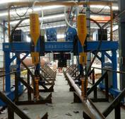 皇泰门式埋弧焊机,自动龙门焊安全可靠