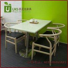 可以量身定做快餐桌椅的生產廠家質量有保證的餐飲桌椅
